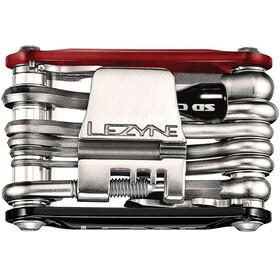 Lezyne Rap-21 CO2 Sykkelverktøy rød/Svart